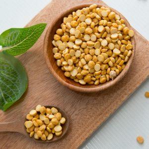 đậu lentils vàng