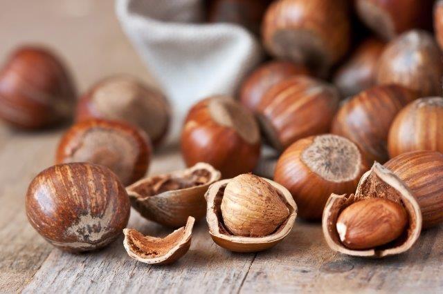 Hazelnut tốt cho sức khỏe