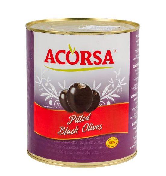olives đen