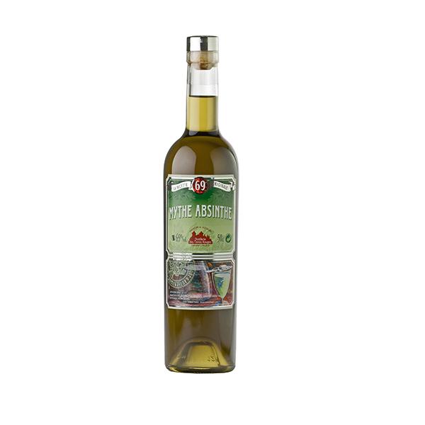 Rượu ABS Mythe Absinthe 69% (50cl)