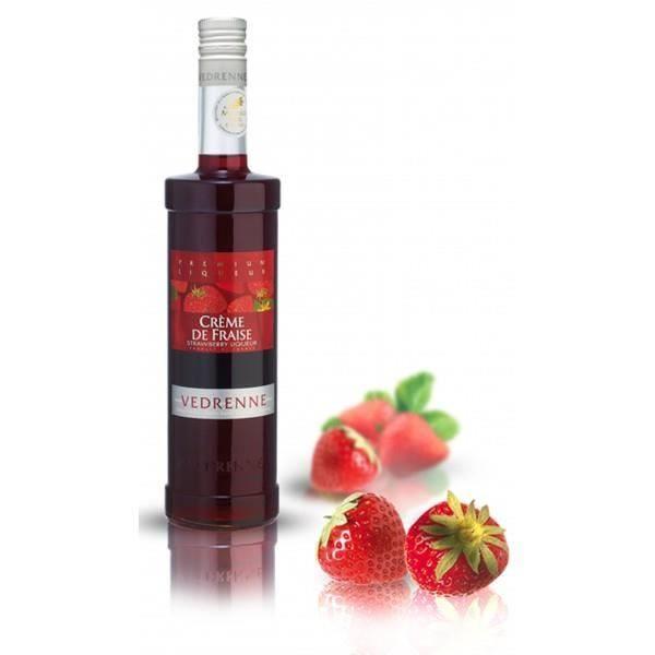 Rượu Strawberry Liqueur 15%