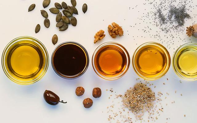 Các loại dầu ăn lành mạnh nhất