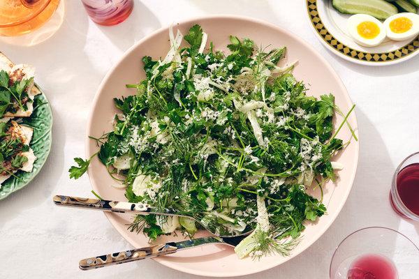 Cách dùng parsley trong nấu ăn