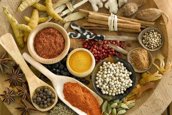 7 Loại gia vị phổ biến trong ẩm thực đông âu